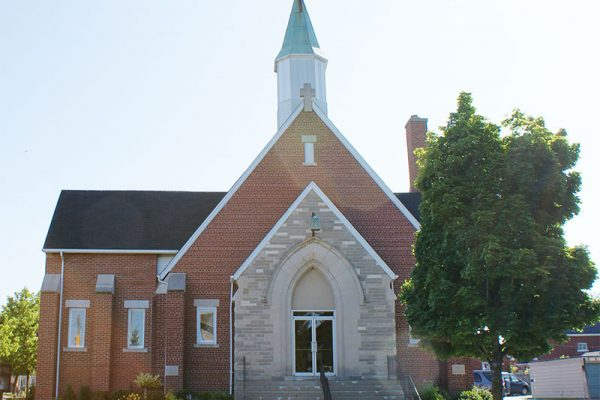 Faith Evangelical Lutheran Church, 57 Brant Ave., Brantford, Ontario