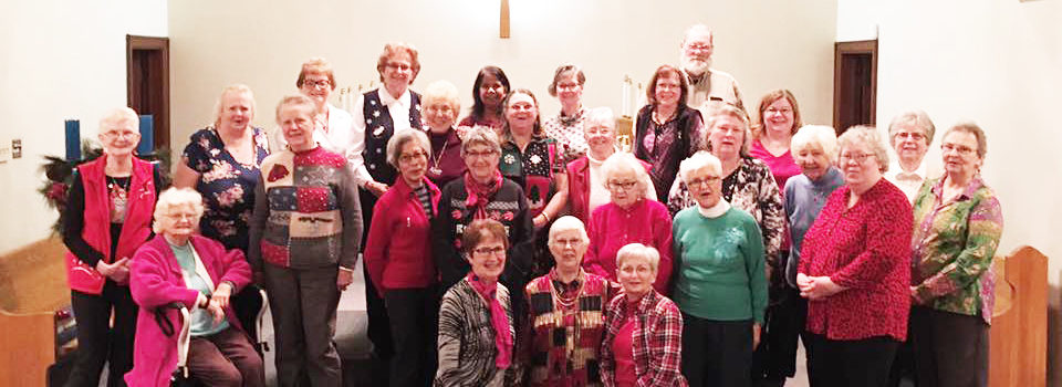 "Faith Sewing Group, ""In Mission For Others,"" creating blankets and more for Canadian Lutheran World Relief - CLWR for 10 years."