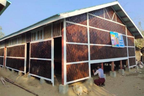 Myanmar Longhouse