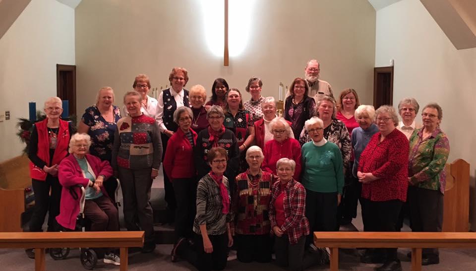 Faith Sewing Group 2018